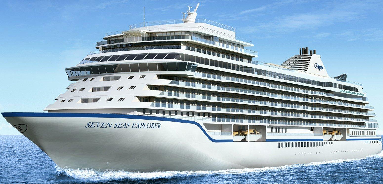 Seven Seas Explorer lujo excepcional en el mar