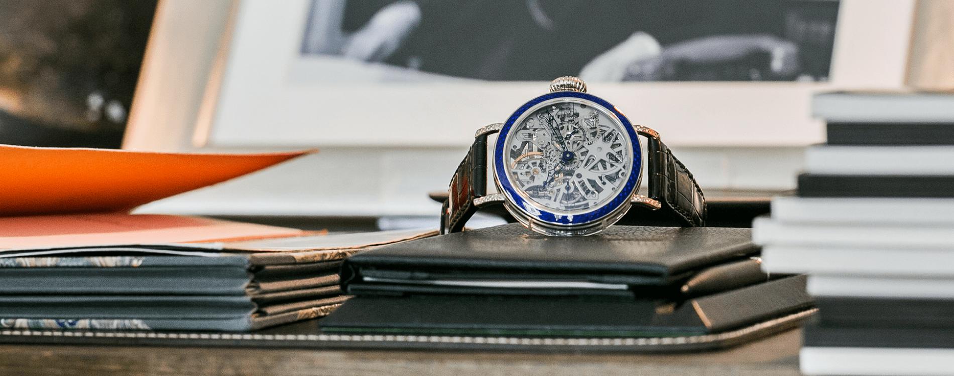 Zenith Pilot Type 20 Skeleton, un reloj marcado por la historia y artesanía