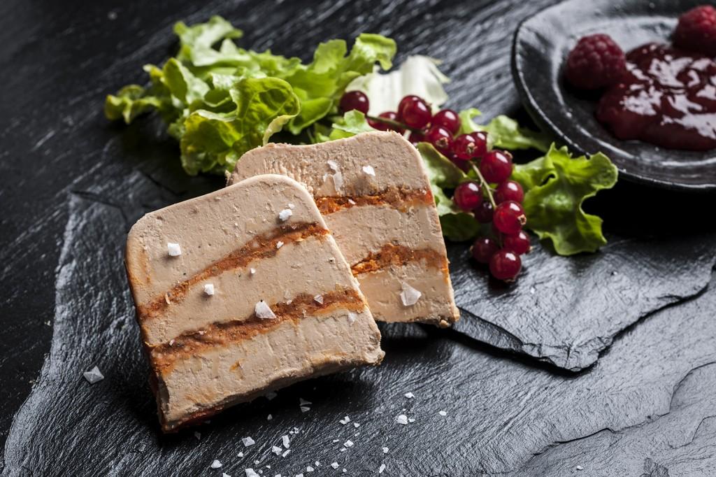 Foie Gras y  sobrasada The Luxury Trends
