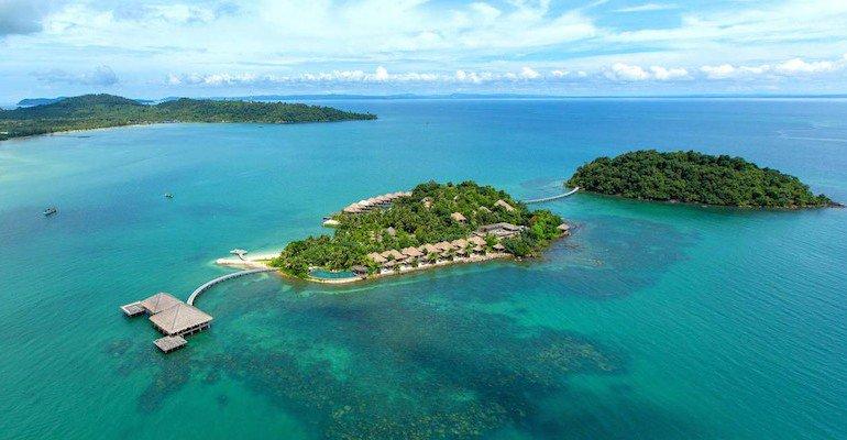 Song Saa, la isla privada con la que sueñan todos los millonarios
