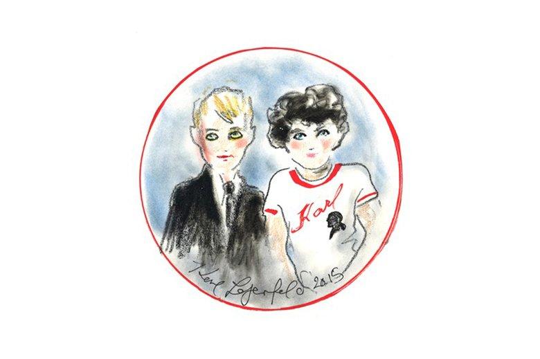 Karl Lagerfield Kids, la nueva colección del káiser para niños