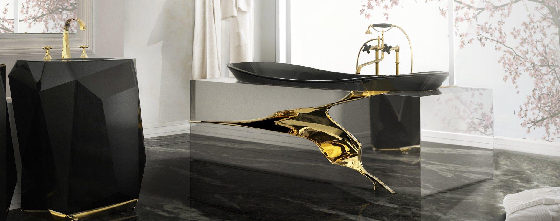 Maison Valentina, diseño y lujo en tu baño