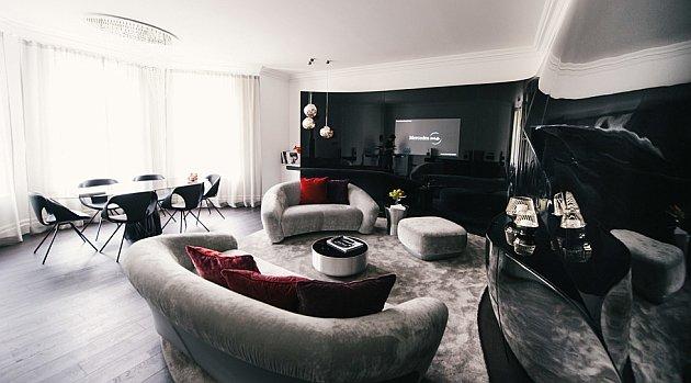 Mercedes Benz  Apartamentos The Luxury Trends