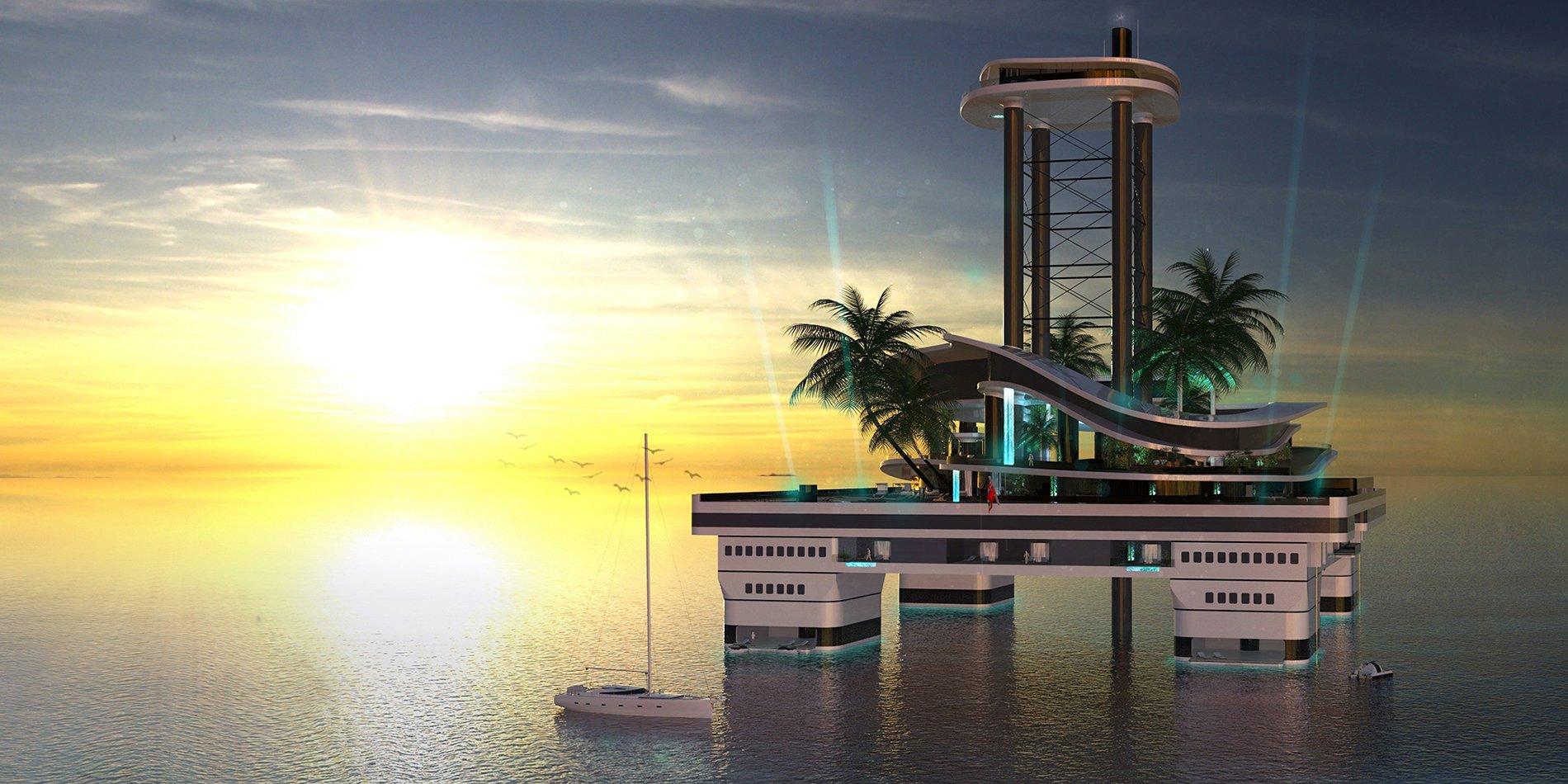 Kokomo Ailand, cómo navegar en una isla privada