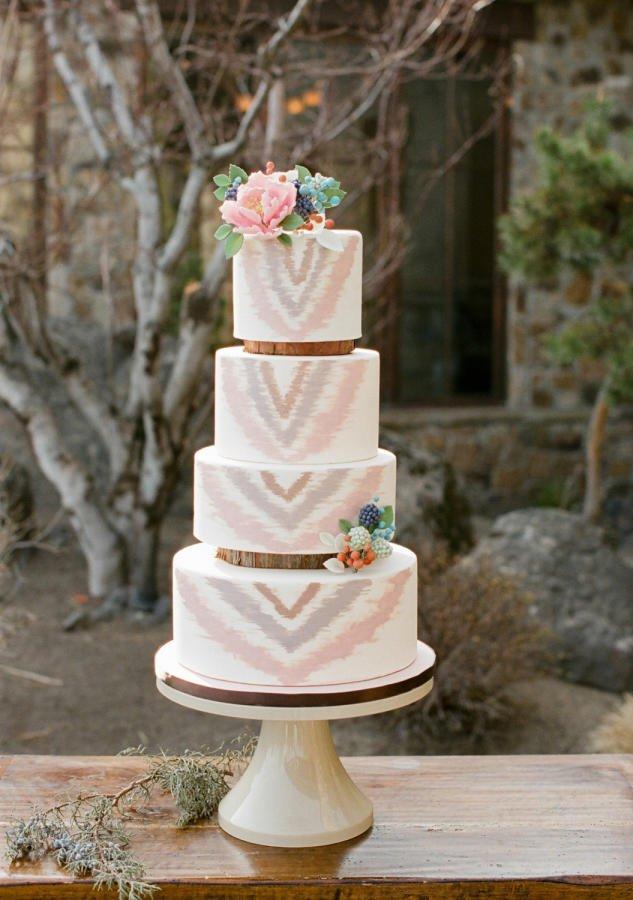 Wedding cake The Luxury Trends