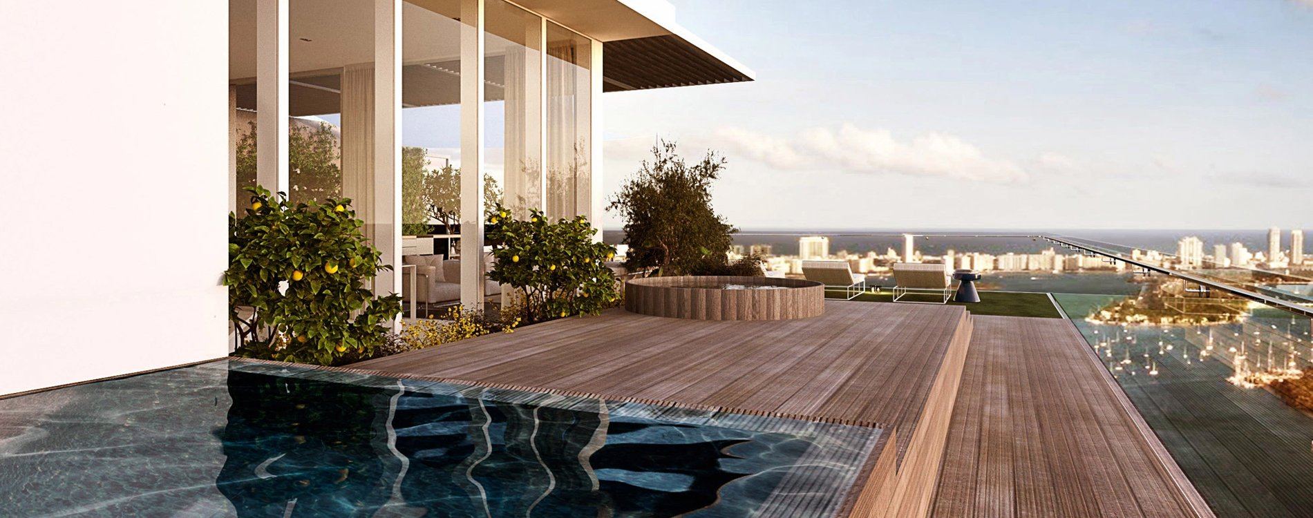 David Guetta será uno de los vecinos del nuevo Paraíso Bay de Miami