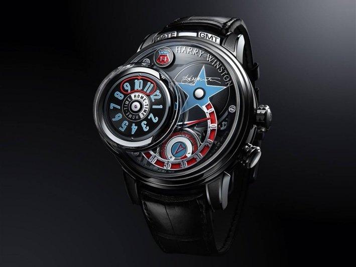 Harry Winston Opus 14 The Luxury Trends