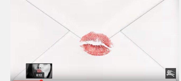 kiss Burberry-Google