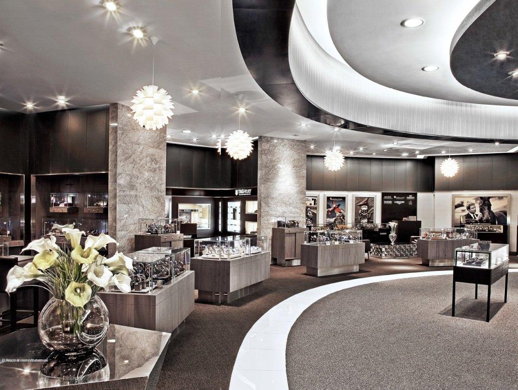 Almacenes de Lujo The Luxury Trends
