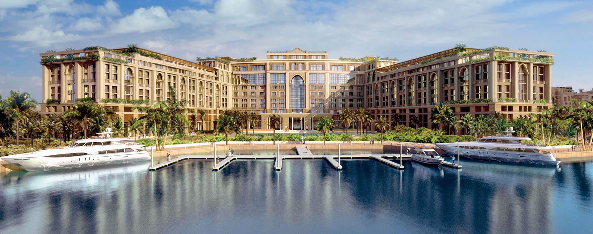 El nuevo palazzo versace abre sus puertas en 2016 en dubai for Most expensive hotel in dubai 2016