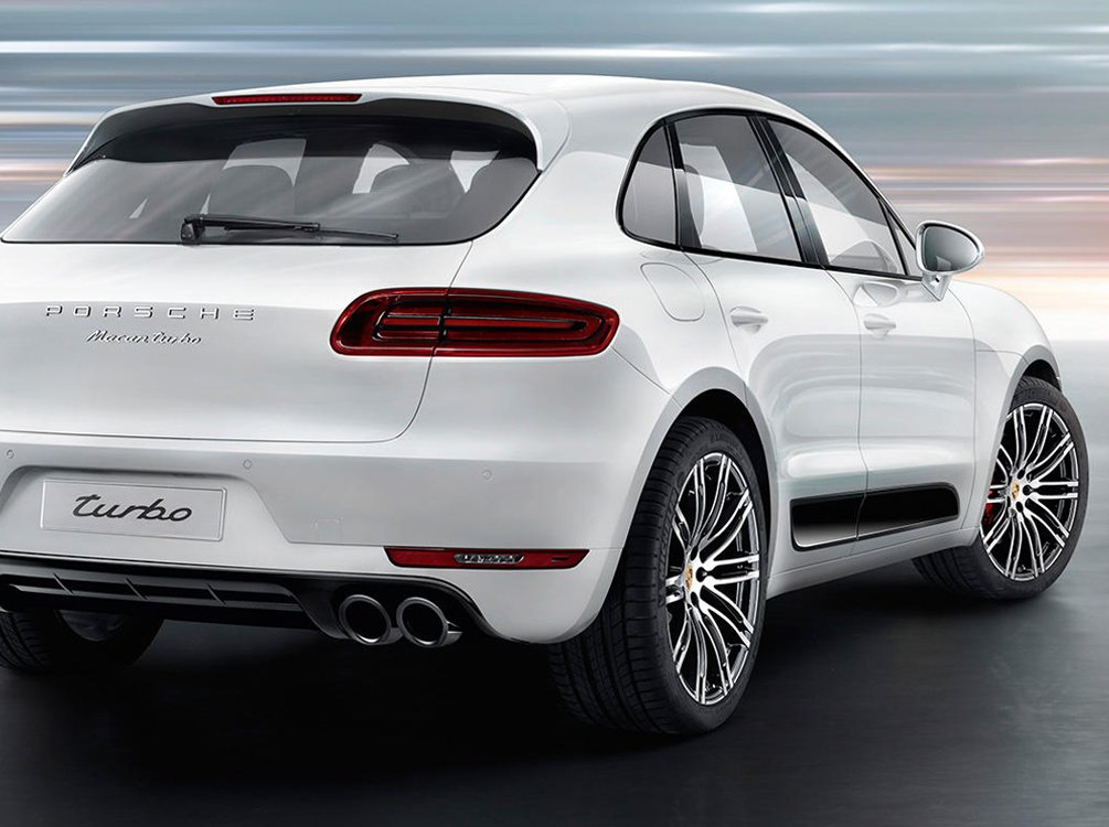 Porsche Macan The Luxury Trends