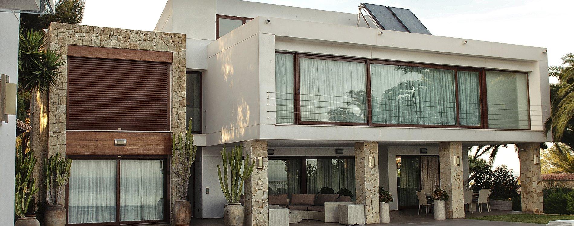 Jávea, la villa perfecta para sentir el lujo mediterráneo en el propio hogar.
