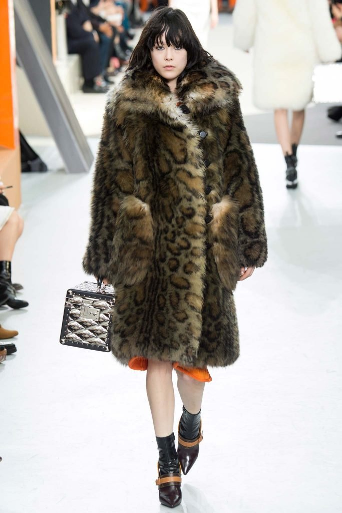 Louis Vuitton Animal Print