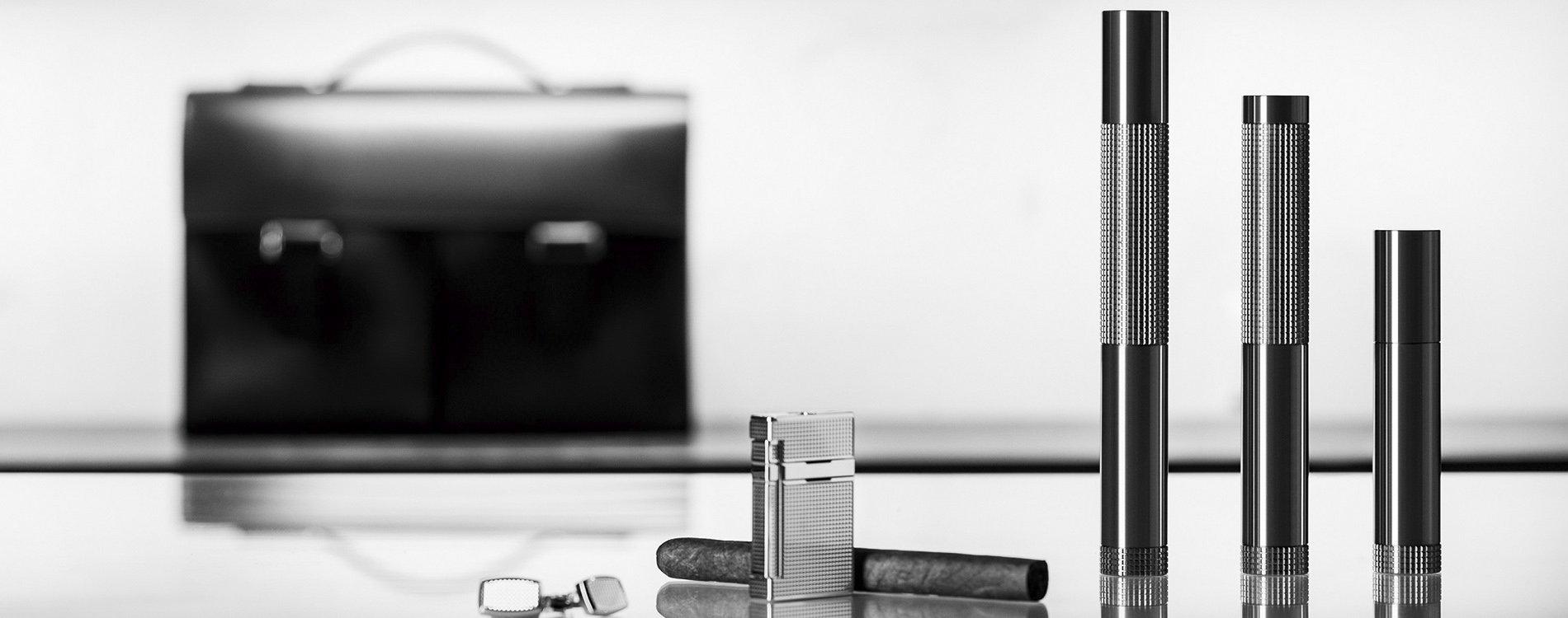 Solloshi, accesorios modernos y minimalistas para fumadores