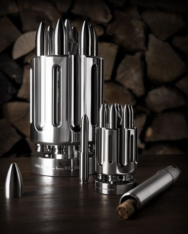 Soloshi Cigar Holder The Luxury Trends