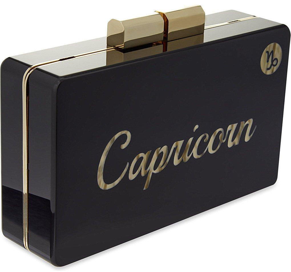 Urania Gazelli Zodiac Box Clutch 10