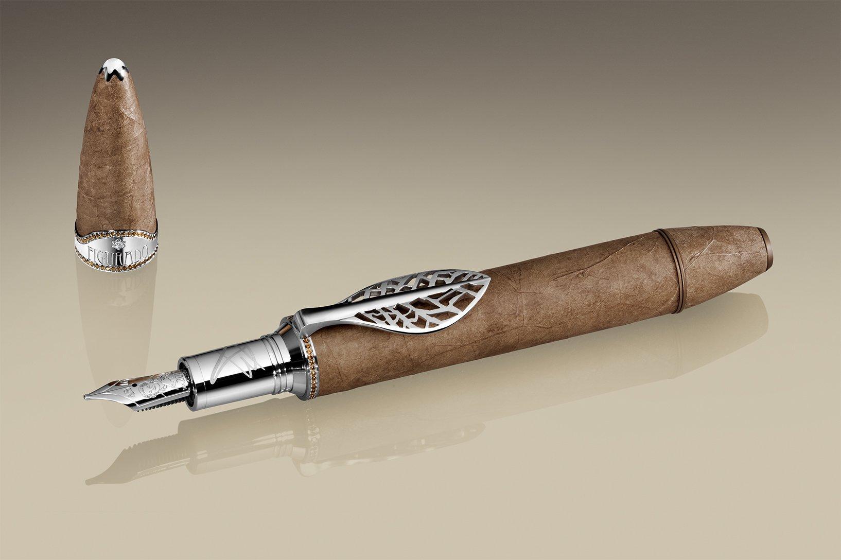 Montblanc Creation Privée, una pieza inspirada en la pasión de su propietario por los puros