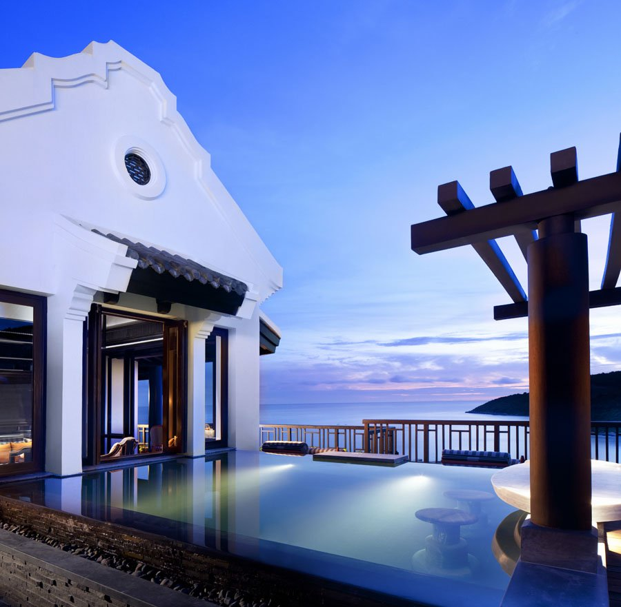 Intercontinental Danang Sun Peninsula Resort The Luxury Trends