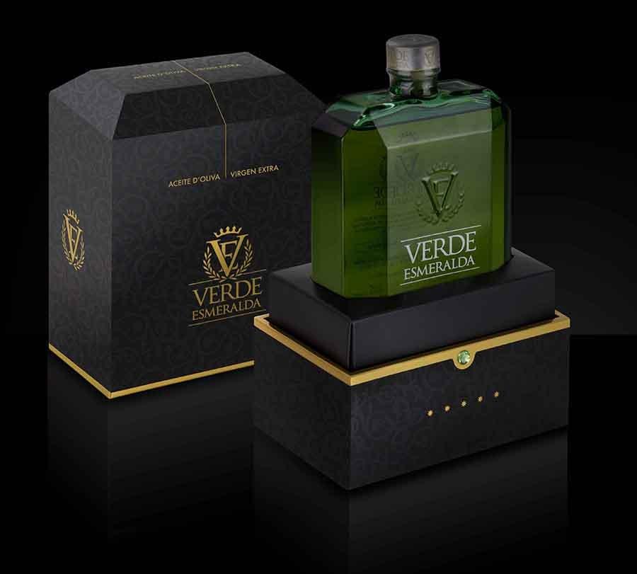 Verde Esmeralda, Elixir Olive Oil