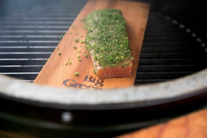 Big Green Egg The Luxury Trends