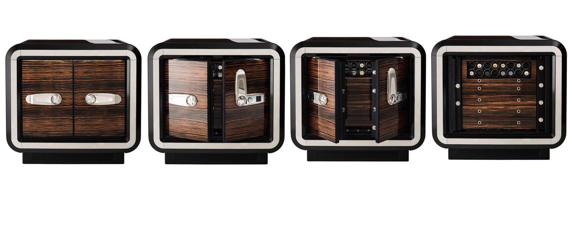 Las cajas fuertes de Buben & Zorweg, auténticas joyas de seguridad