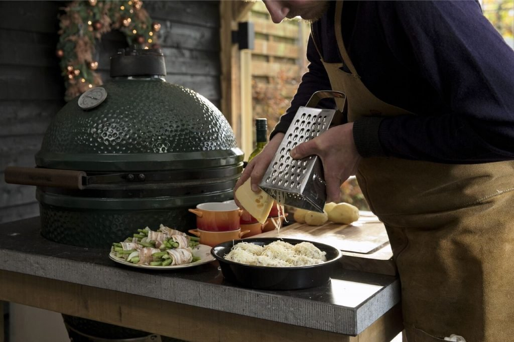 Big Green Egg The Luxury Trend