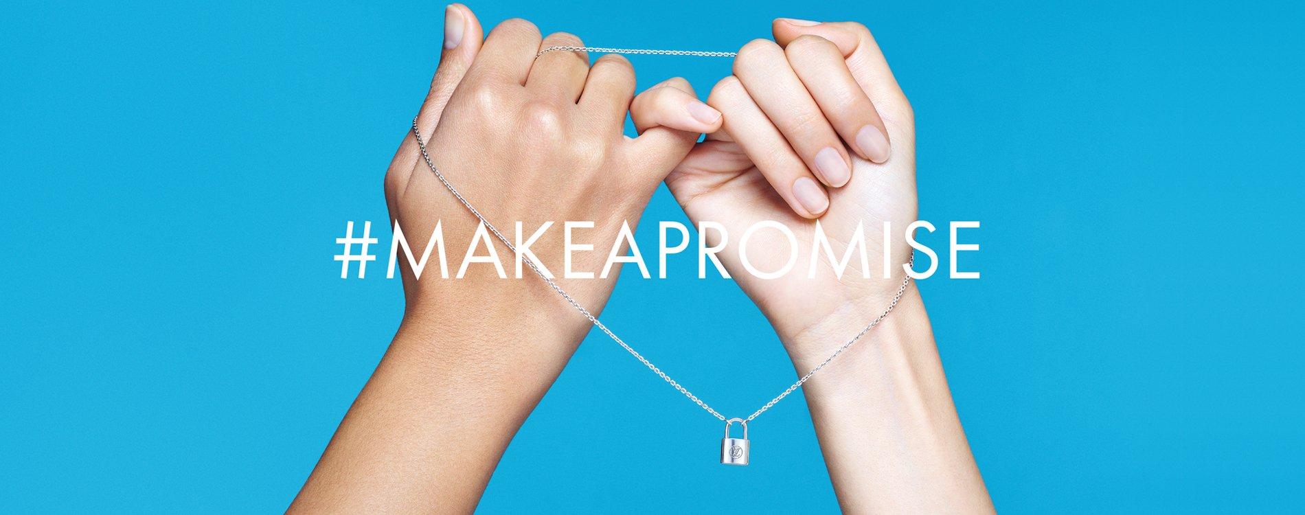 """Louis Vuitton colabora con Unicef y """"hace una promesa"""""""