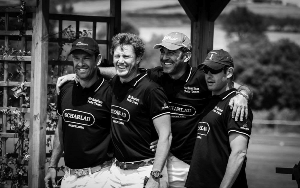 Scharlau Polo Team The Luxury Trends