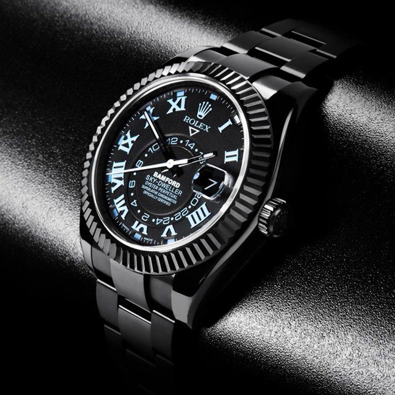 Bamford Watch personaliza relojes de lujo