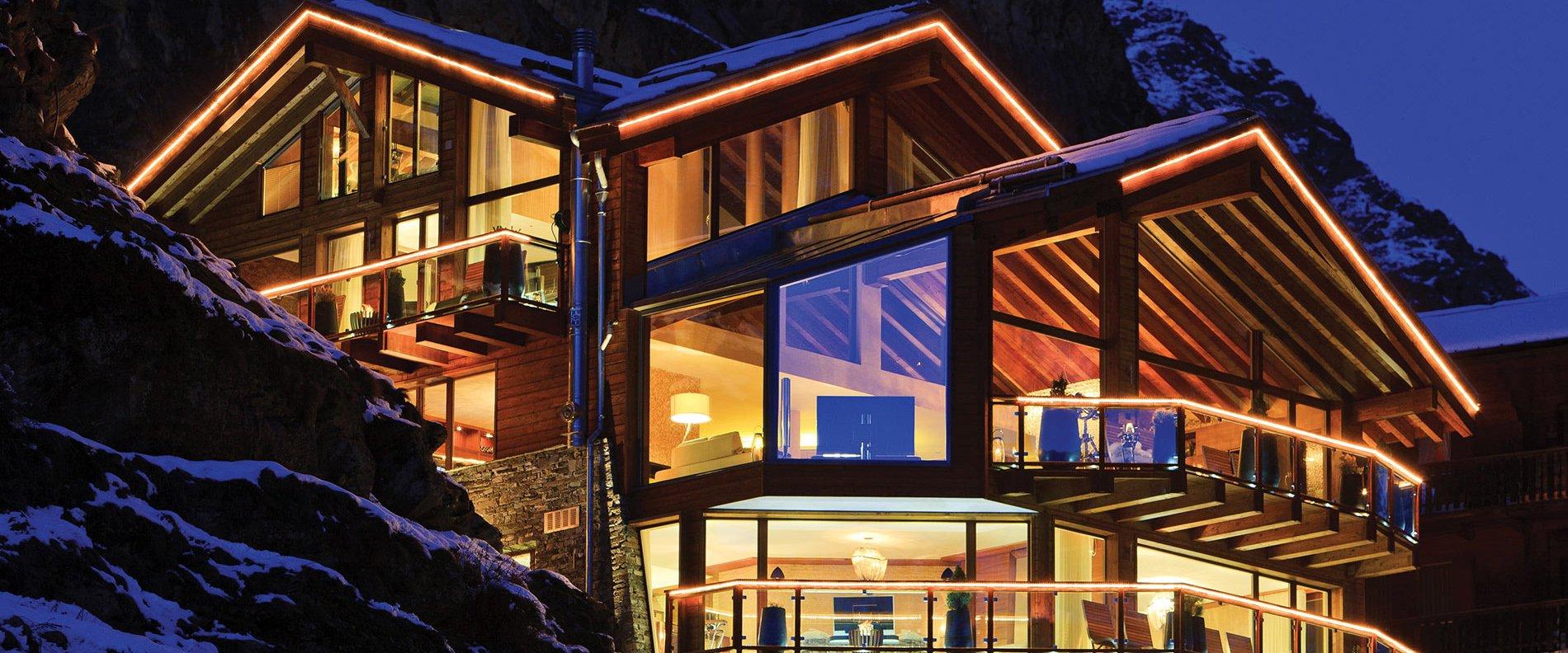 Chalet Zermatt Peak, el lugar ideal para una escapada a los Alpes
