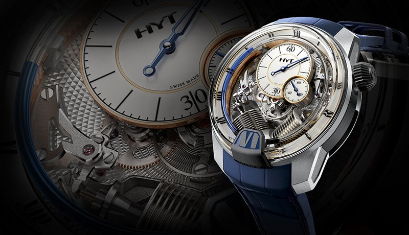 HYT H2 Tradition The Luxury Trends