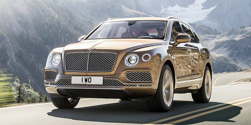 Bentley Bentayga, el SUV de lujo más rápido del mundo