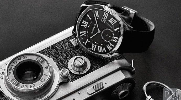 El reloj Drive de Cartier, nuevo emblema de la Maison