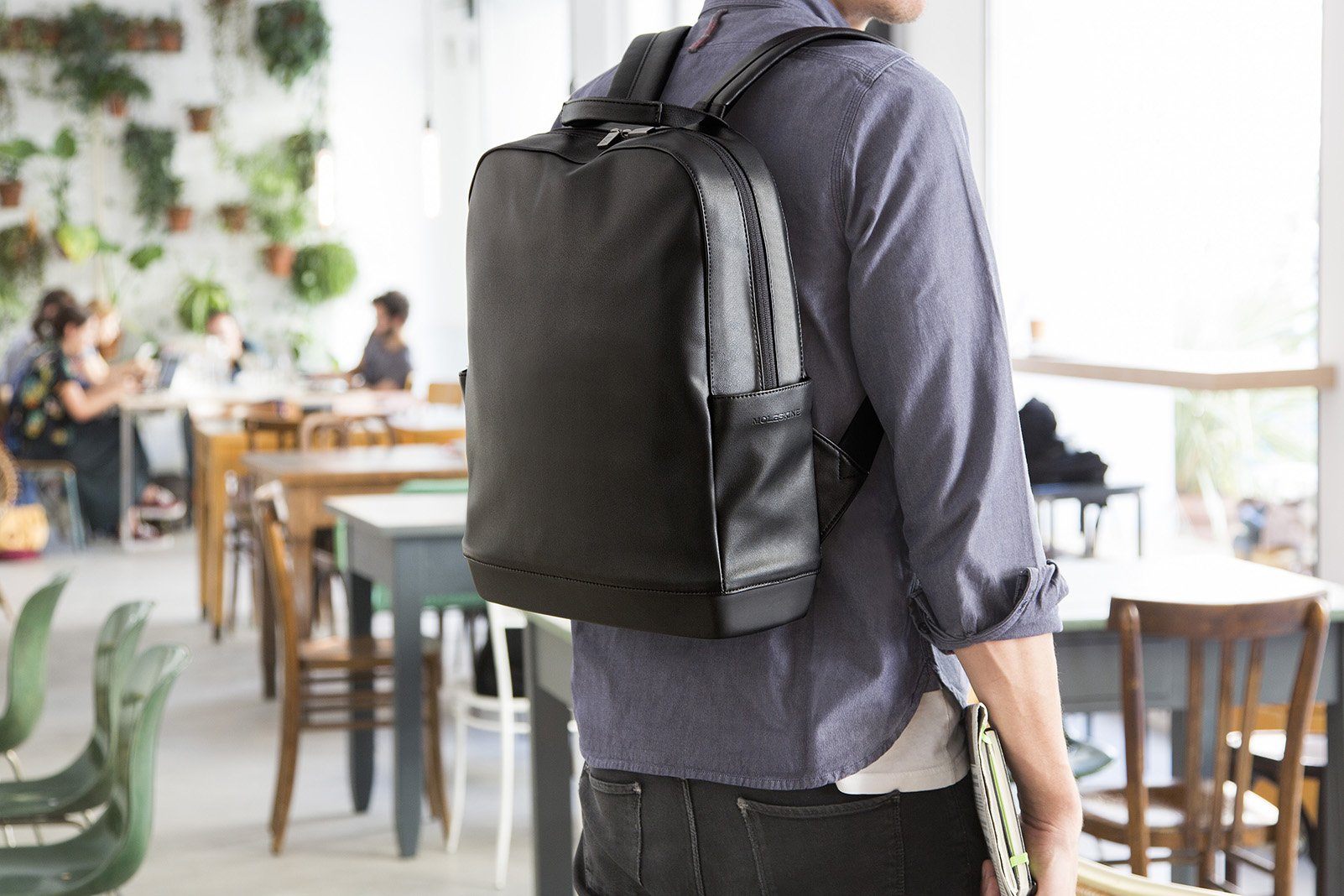 Classic Moleskine Bag