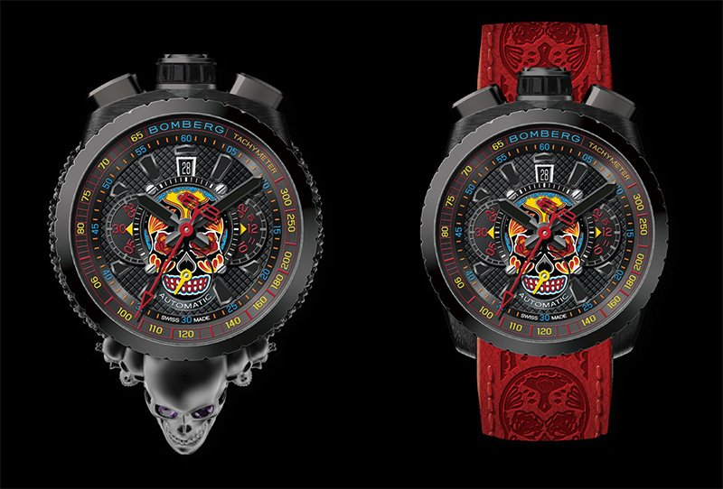 Bolt 68 Skull The Luxury Trends