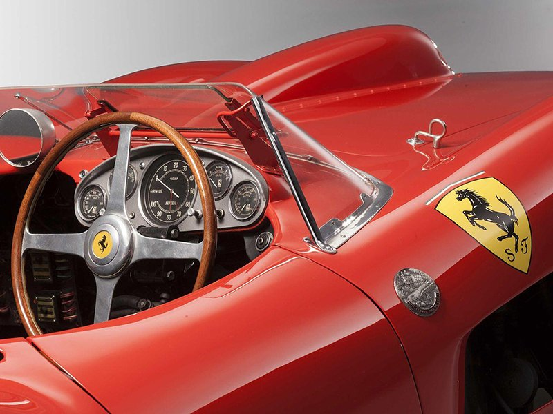 Ferrari The Luxury Trends