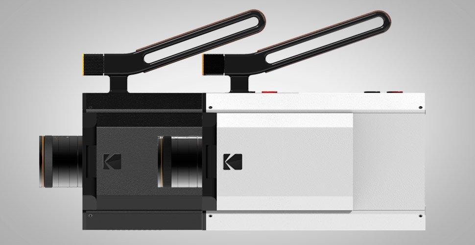 Nueva cámara Súper 8 de Kodak diseñada por Yves Behar