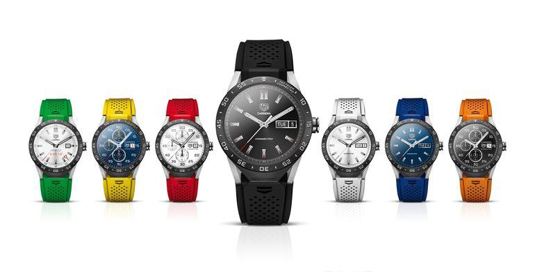 Tag Heuer Connected The Luxury Trends