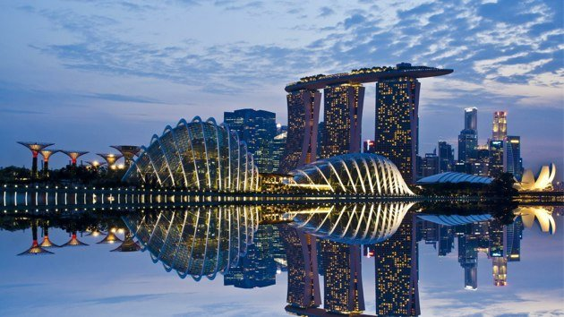 Singapur The Luxury Trends