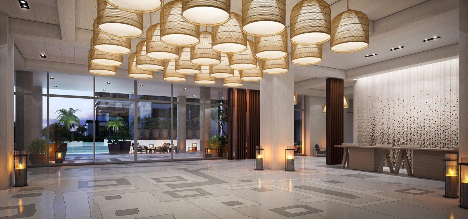El hotel Grand Hyatt abre sus puertas en la ciudad olímpica de Río de Janeiro