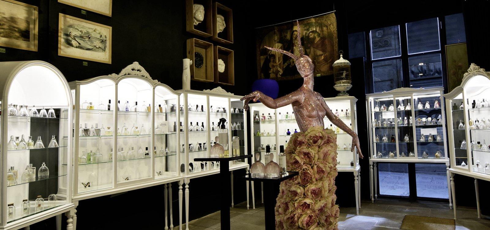 La Basílica Galería, la mejor perfumería de autor en España