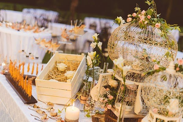 Las mesas imperiales se consolidan como tendencia para las bodas de lujo
