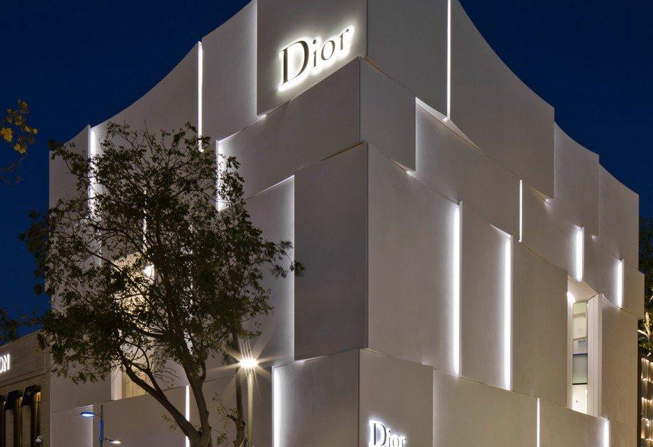 La nueva boutique Dior de Miami desprende  arte y diseño