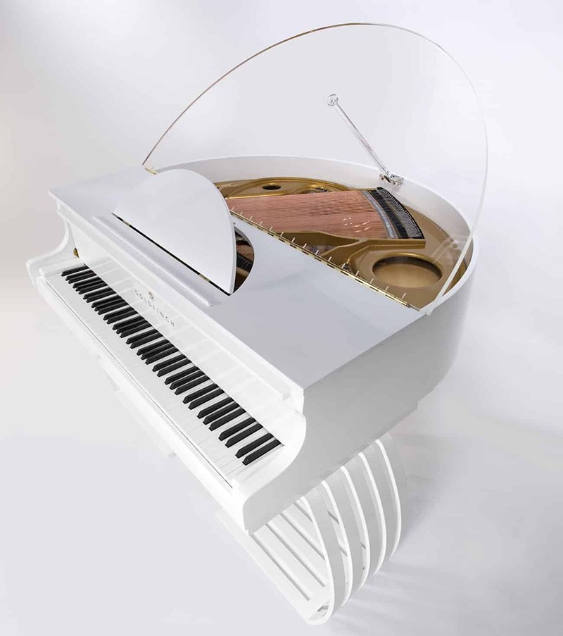 Sygnet Piano The Luxury Trends