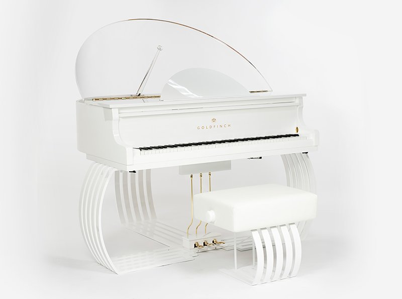 Sygnet, el piano de cola ideal para grandes yates