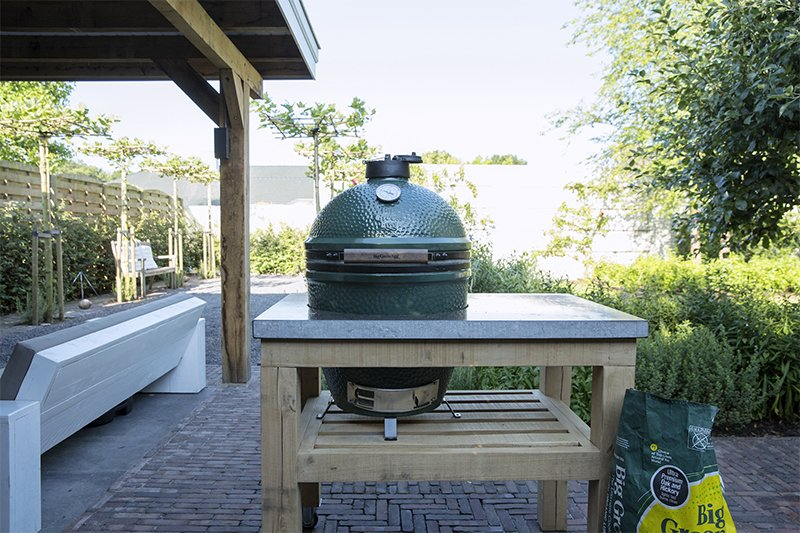 Big Green Egg ® ya tiene escaparate en Marbella y Madrid