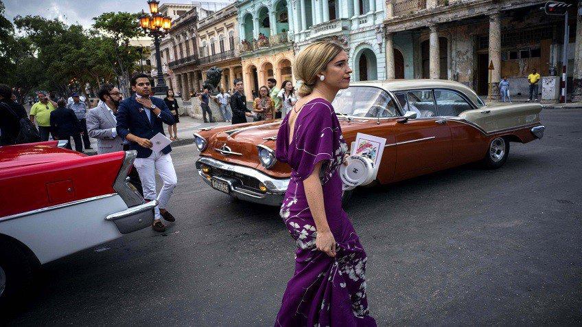 La colección Crucero de Chanel desembarca en Cuba