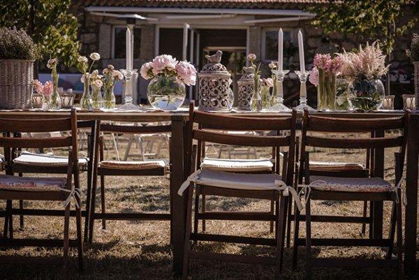 Las mesas imperiales se consolidan como tendencia para las for Mesas puestas con estilo