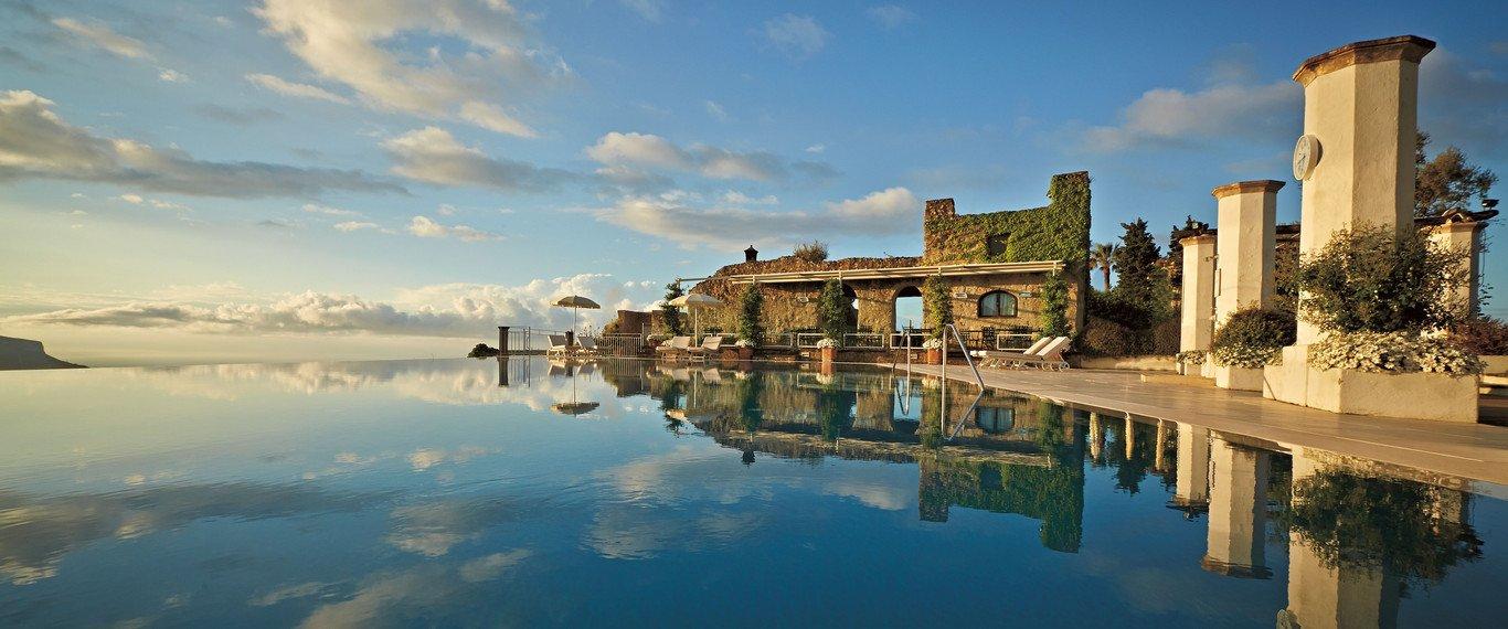 Belmond Hotel Caruso, la opción de dormir en un palacio italiano