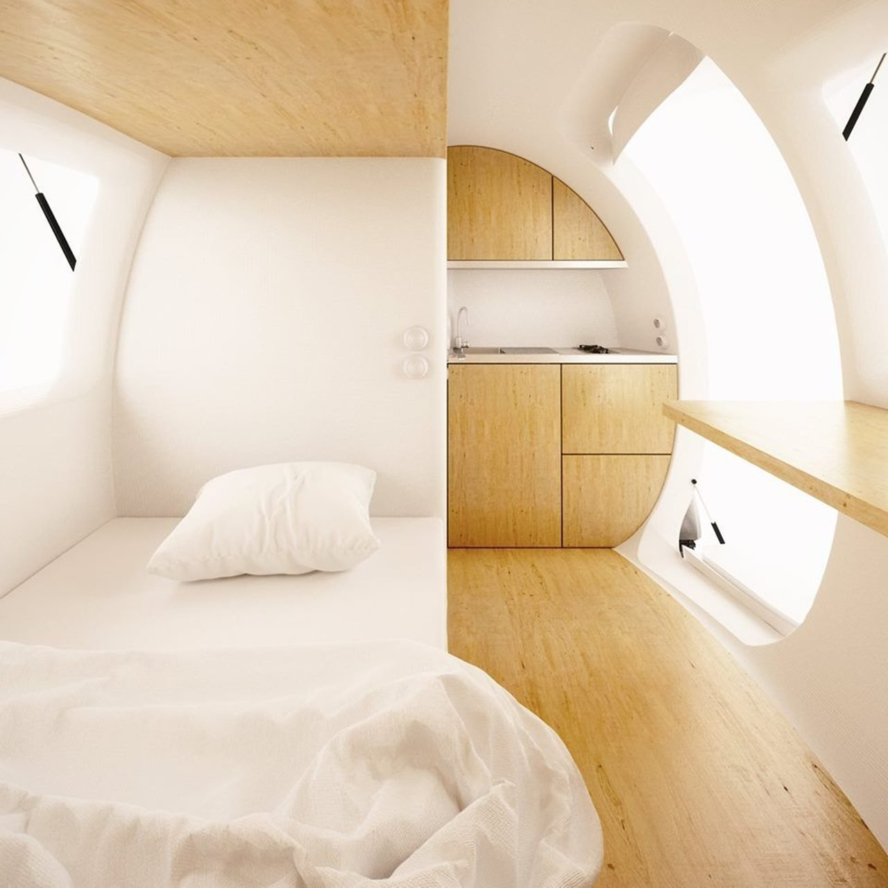 ECOCAPSULE THE LUXURY TRENDS